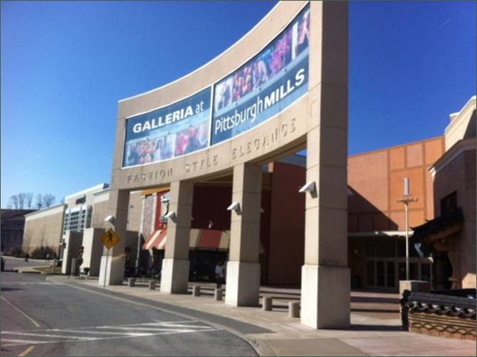 Galleria at Pittsburgh Mills