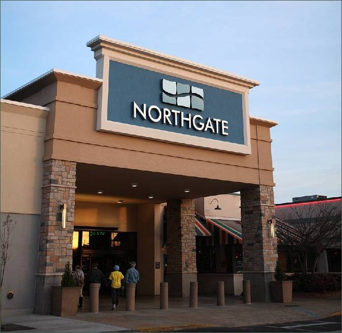 Northgate Mall - Parcels