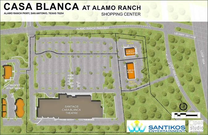 Casa Blanca Alamo Ranch